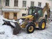 Уборка снега Киев.  (067)5012805 Вывоз снега Киев.