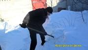 Чистка и уборка снега Донецк