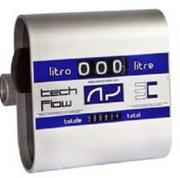 Механический счетчик TECH для перекачки дизеля (20-120 л мин),  Италия